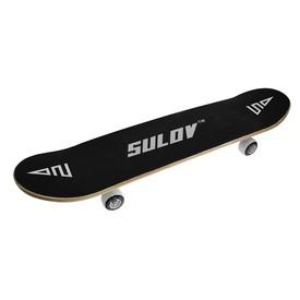"""SULOV Skateboard SULOV MINI 1 - DEVIL vel. 31x8"""""""