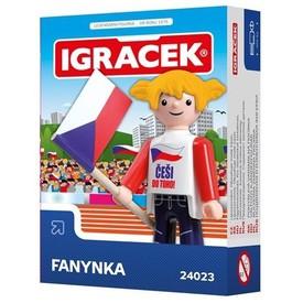 EFKO Igráček Fanynka Češi do toho