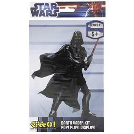 Postavičky Star Wars kartonové skládací DARTH VADER