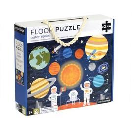 Petitcollage Podlahové puzzle Vesmír poškozený obal