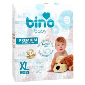 Bino Pleny BABY PREMIUM XL 6x10 ks s dárkem