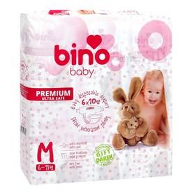 Bino Pleny BABY PREMIUM M 6x10 ks s dárkem