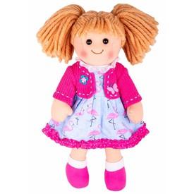 Bigjigs Toys Látková panenka Maggie 34cm