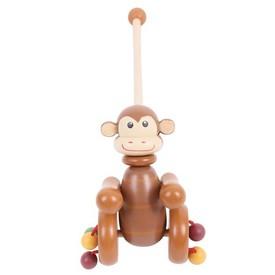 Bigjigs Baby Jezdík opička