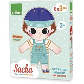 Vilac Oblékací puzzle Sacha
