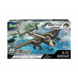 Revell EasyClick letadlo 03650 B-25 Mitchell