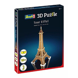 Revell 3D Puzzle Eiffelova Věž