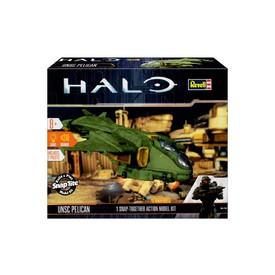 Revell Build a Play HALO 00061 - UNSC-Pelican (světelné a zvukové efekty) (1:100)