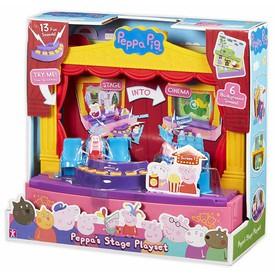 PEPPA PIG Hrací set Divadlo