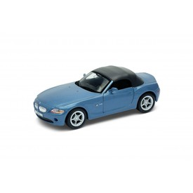 Welly BMW Z4 model 1:34 modré
