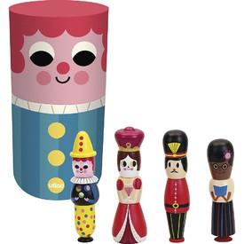 Vilac Magnetické puzzle královský dvůr