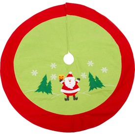 Small Foot Vánoční sukně Santa