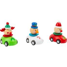 Small Foot Vánoční autíčko 1 ks