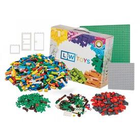 L-W Toys Kreativní set pro stavbu aut