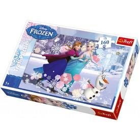 Small Foot Puzzle Disney Frozen