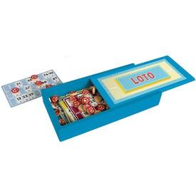 Jeujura Bingo v dřevěné krabičce