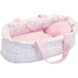 Petitcollin Přenosná taška pro panenku růžová