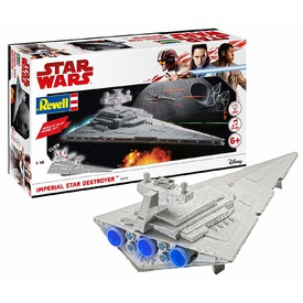 REVELL Build & Play Star Wars 06749 Imperial Star Destroyer