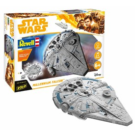 REVELL Build & Play Star Wars 06767 Millennium Falcon 1:164