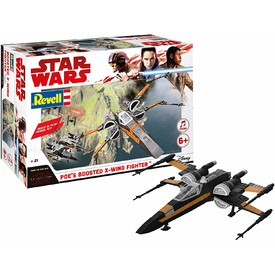 Revell Build Play SW 06763 - Poe´s Boosted X-wing Fighter