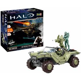 Revell Build a Play HALO 00060 - UNSC-Warthog (světelné a zvukové efekty) (1:32)