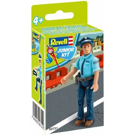 Revell Junior Kit figurka 00751 Policie man