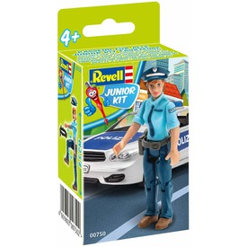Revell Junior Kit figurka 00750 Policie women