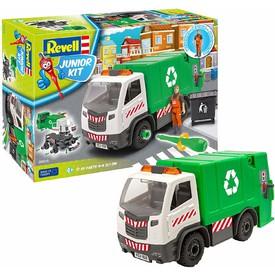 Revell Junior Kit 00808 Garbage Truck (1:20)