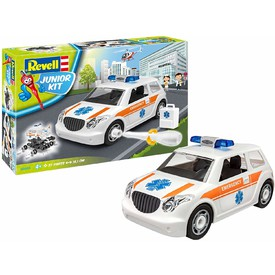 Revell Junior Kit 00805 Rescue Car