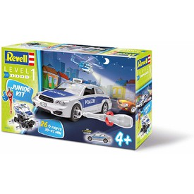 Revell Junior Kit 00802 Police Car