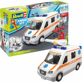 Revell Junior Kit 00806 Ambulance