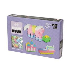 Plus-Plus Stavebnice Mini Pastel 480 3V1