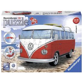 Ravensburger puzzle 3D VW autobus 162 dílků