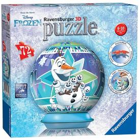 Ravensburger Puzzle Disney Ledové království Olafovo dobrodružství 72 dílků