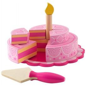 Kidkraft narozeninový dort růžový