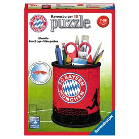 Ravensburger 3D puzzle stojan: FC Bayern 54 dílků