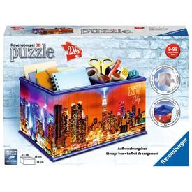 Ravensburger 3D puzzle úložný box: New York City 216 dílků