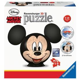 Ravensburger 3D puzzle Puzzleball Mickey Mouse 72 dílků
