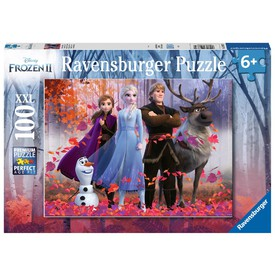 Ravensburger puzzle Disney Ledové království II 100 dílků