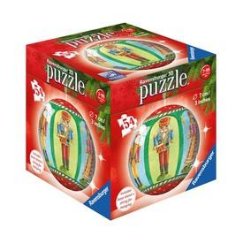 Ravensburger 3D puzzle Puzzleball Vánoční ozdoba Cínový vojáček 54 dílků