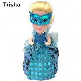 Cupcake Masquerade Surprise Voňavá panenka Trisha