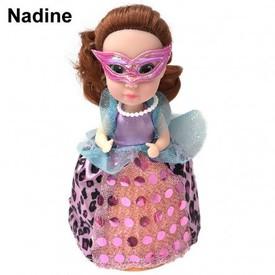 Cupcake Masquerade Surprise Voňavá panenka Nadine