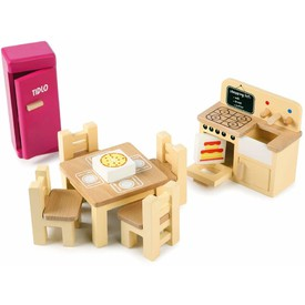 Tidlo Dřevěný nábytek kuchyňka