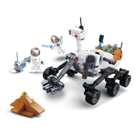Sluban Space M38-B0733 Rover