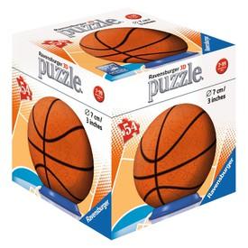 Ravensburger 3D puzzle Puzzleball Basketbalový míč 54 dílků