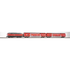 Piko Startovací sada Osobní vlak s dvoupodlažními vagóny Regio - 57150