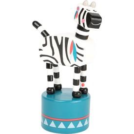 Small Foot Tančící zvířátko Jungle 1ks zebra