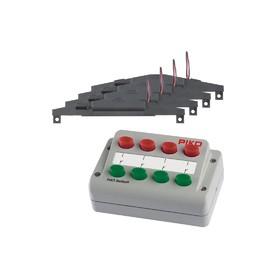 Piko Sada elektromagnetických přestavníků a ovládací panel - 55392