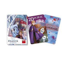 DINO Kvarteto Frozen 2
