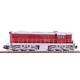 Piko Dieselová lokomotiva T669 CSD červená - 59786